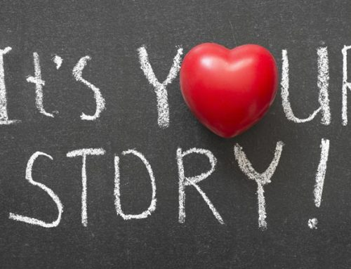 Love your story and your story will love you back. How to create brand value and an enticing customer experience that inspires loyalty.