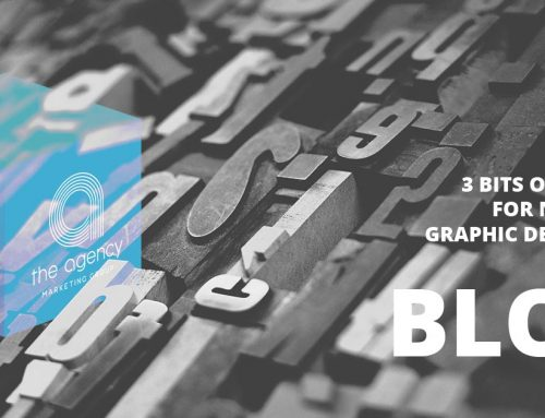3 Bits of Advice for a New(ish) Graphic Designer