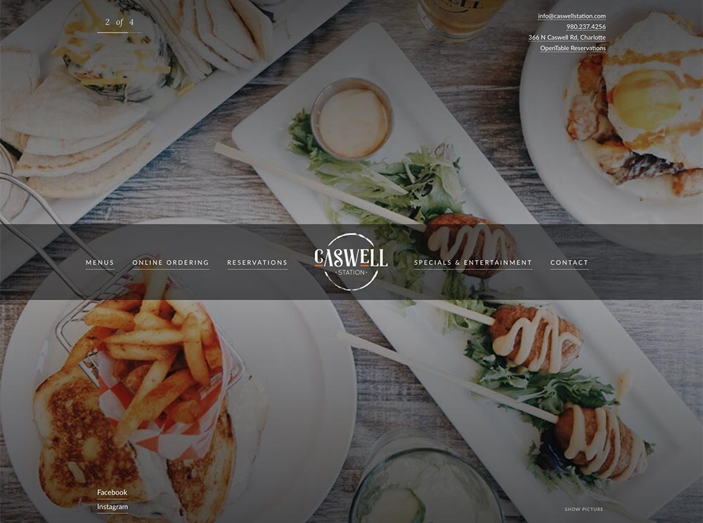 caswell_station_website