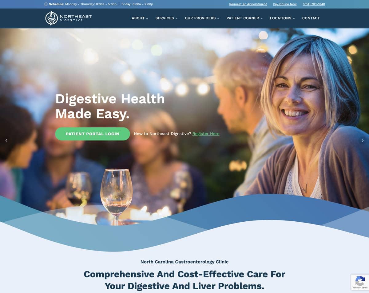 northeast digestive